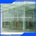 /interior exterior templado puerta de paneles de vidrio