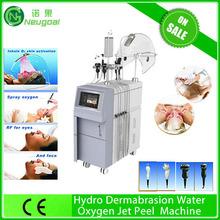 top standards facial moisture oxygen water jet peeling CE Approval