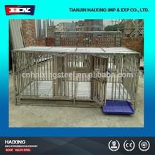 Sales Promotion Professional Manufacturer Pet Crate Double Dog Cage