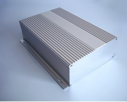 factory custom aluminium extruded metal electrical boxes,aluminum pcb enclosure