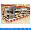 Sanye supermarket low energy consumption refrigerator beer bottle holder with CE certification