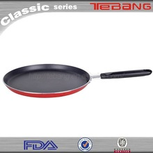 Gold supplier china all-clad copper induction fry pan
