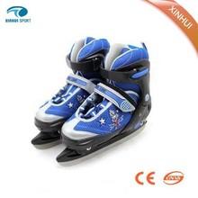 Children Adjustable Hockey Ice Skate Shoes & Ice skating shoe for kids