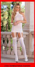 Quality promotional lingerie set garters