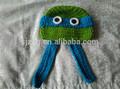 modello a maglia cappelli ninja vendita calda