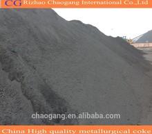 Nut coke 5-10mm /metallurgical coke powder