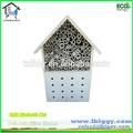 Eco friendly / qualidade joaninha de madeira túnel / casa de abelha / vespa abelha colméia