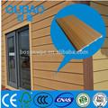 Ce sgs iso certifié fsc 108* 10mm panneaux muraux décor de mur extérieur