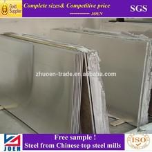 best price 304L 6mm thick galvanized steel sheet metal