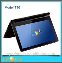high end Intel Baytrail windows 8 tablet dual core tablet 10 inch windows 8 tablet