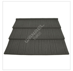 Shingle mixed color stone coated steel roofing/galvanised steel roofing