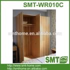 4 door home bedroom wooden MDF laminate wardrobe designs
