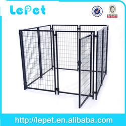 2014 new wholesale welded panel multifunction dog barkdog training