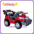 plástico bateria 6v alison c00201 crianças mini cooper carro elétrico