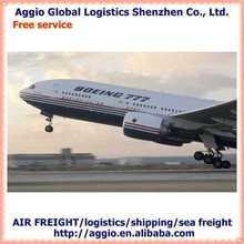 aggio guangzhou shenzhen shipping rates to colon free zone