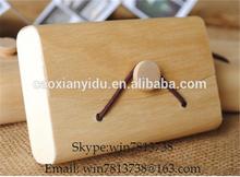 Polaroid Photos Storage Small Wooden Box Handmade Cards Special Gift Tea Box