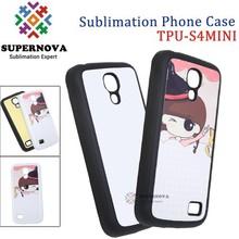Custom TPU Case for Samsung Galaxy S4 Mini