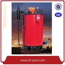 500kg/hr Fuel Gas (LPG, Natural Gas) Steam Boiler for Vegetable Processing Plant