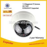 High Resolution !! 1.0 Megapixel H.264 WIFI Wireless P2P IP Camera Software