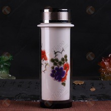 family and baby naturism soup thermos with high quality