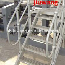 outdoor steel stair Hebei jiuwang metal wire mesh co.ltd manufacturer ISO9001
