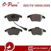 brake pad VW genuine spare parts 3C0 698 151 A for VW Golf
