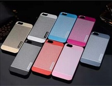 Newly dots metal aluminum for motomo iphone 5 5G 5S cases