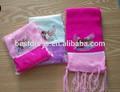 congelati 2014 principessa Elsa Anna sciarpa di lana rosa congelati Elsa ragazza sciarpa regalo di natale