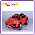 Alison C00773 12 V elétrica de brinquedo peixe de plástico com controle de rádio