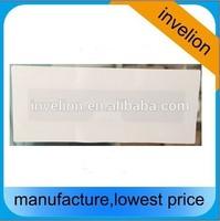 high quality uhf rfid tag manufacturer / uhf EPC Gen2 rfid tag white label sticker ALIEN H3 902-928mhz car parking tag