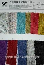 Hot sale nice Acrylic Wool garment fabric knitted fabric 1116