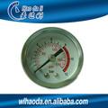kombiniert Temperatur manometer