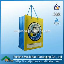 Various Promotional Design Non Woven Rice Bag