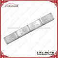 1 oz aço ( ferro ) pesos da roda adesivas FE-1075