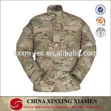 Poly/Cotton Military Tactical Multicam ACU Uniform