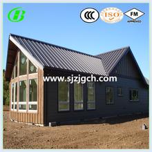 small prefab modern steel house design