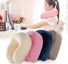 express alibaba new products memory foam air filled travel neck pillow