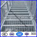 de alta calidad de acero galvanizado escaleras al aire libre