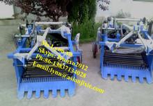 single -row potato harvest machine for sale