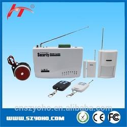 mc home use intelligent gsm burglar alarm systems