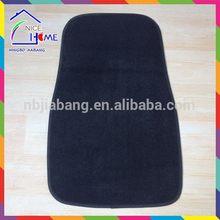 4pcs car mat set fashionable newest environmental black car mats for bmw x1