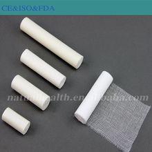 W.O.W Absorbent gauze bandage with cutting edges ,bandage with name