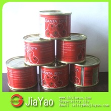 can tomato paste food products