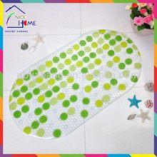 Print dots cheapest top sell high-end bath rug /foot mat