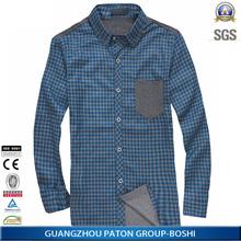 Fashiona denim shirts latest shirt designs for men BS-M2606