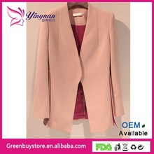 Autumn Fashion Women Slim Solid Cardigan Casual Coat