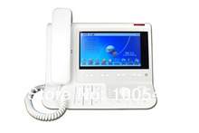 New! Android based ip video phone , 4 sip lines, big screen, 2m pixel camera, hd voice, good looking