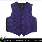 Formal women's waistcoat woven polyester casual wholesale