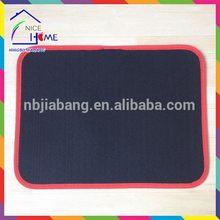 4pcs car mat set excellent quality promotional zebra car mat