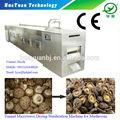 industrial del túnel de microondas deshidratador de alimentos de la máquina